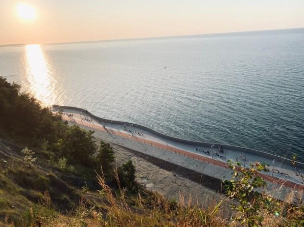 море Светлогорск