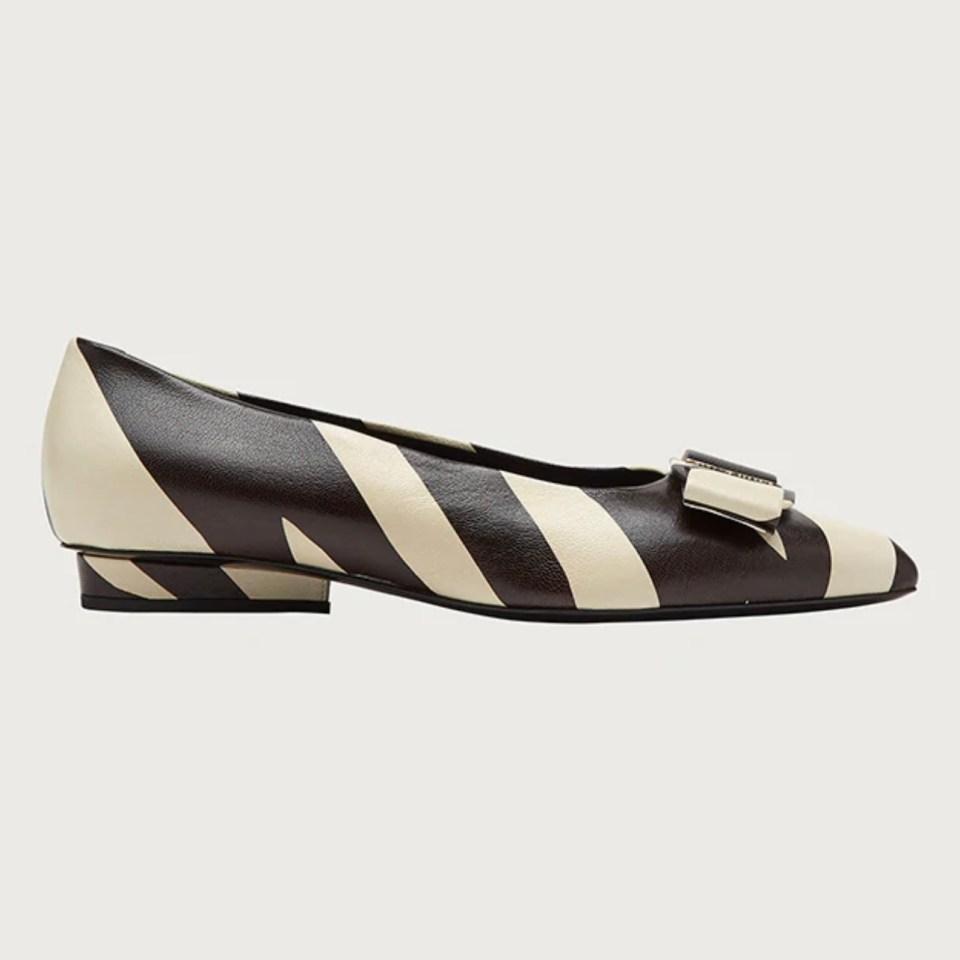 балетки самая модная обувь сезона