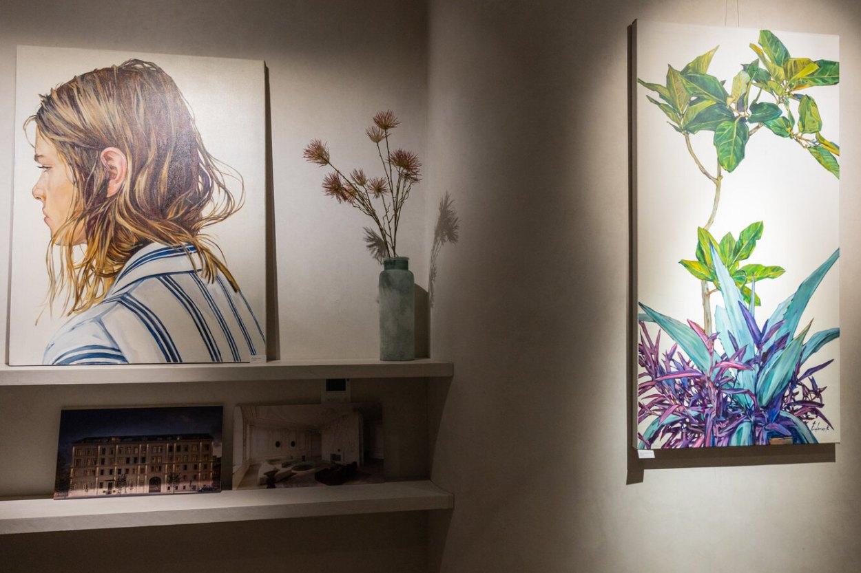 Выставка Константина Федорова Salty Wind