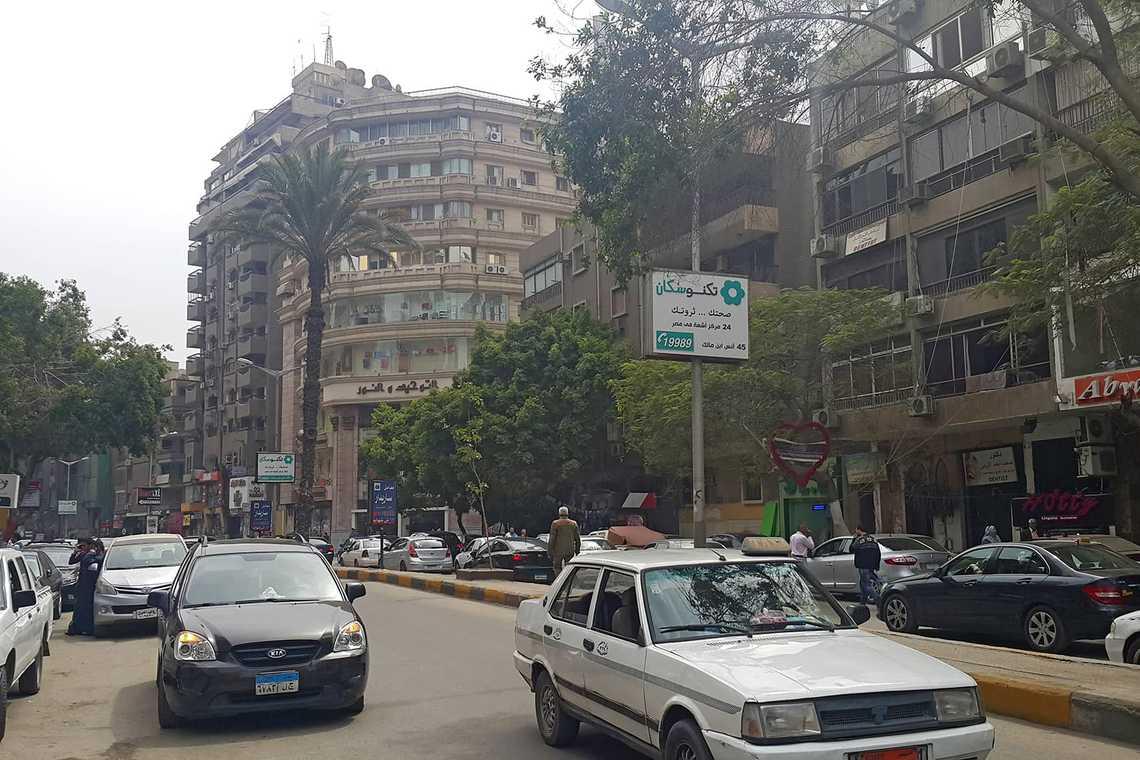 شقق مفروشة شارع شهاب