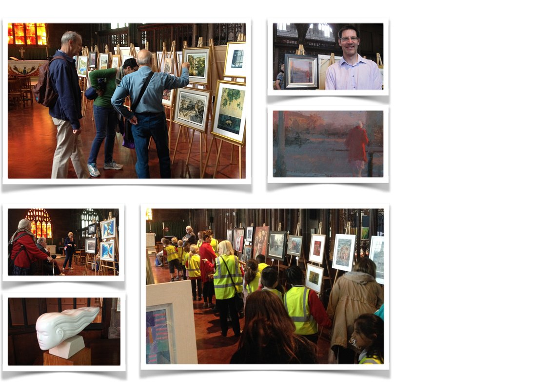 MAFA 150th Anniversary Exhibition at Manchester Cathedral