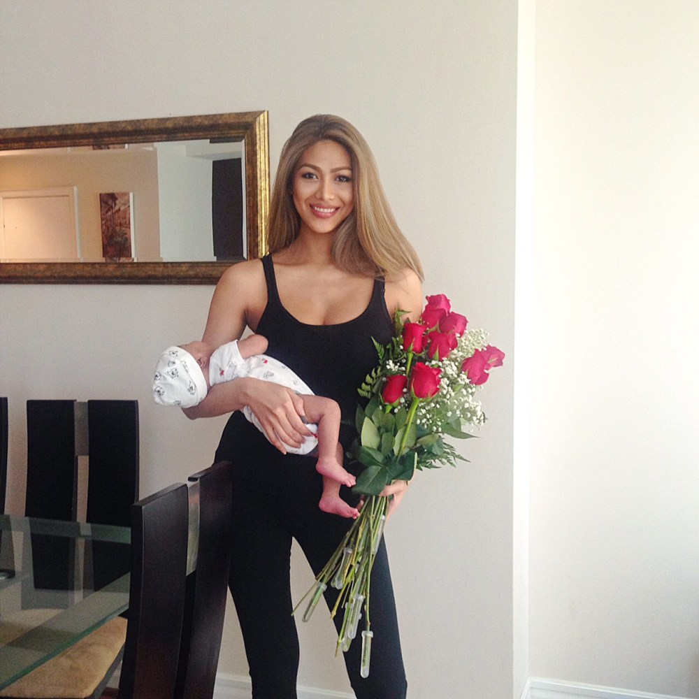 Karina celebrates her Birthday with a new love.... (1/5)