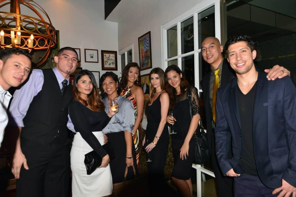 Austen Morris Associates Private Dinner at Las Flores (2/6)
