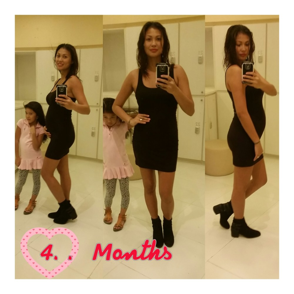 Half way there... 5 months Pregnant (2/4)