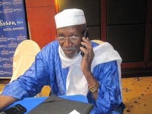 Imam Zeydei Dramé, président du Réseau Islam population et développement.