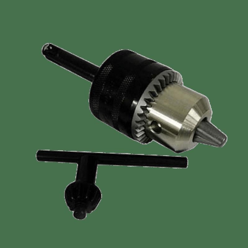 Mandril makita 1/2 com adaptador e chave