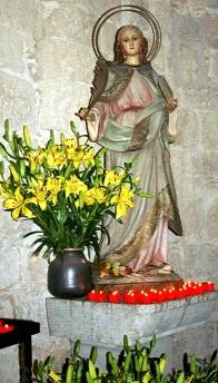 SAINTE EUGENIE (chapelle avinyunet de puigventos) espagne