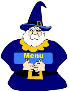 logo ventre bleu menu