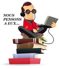 logo du livre sonore dans cette page