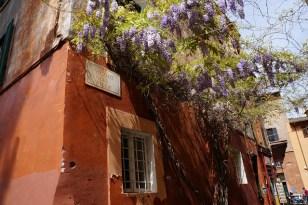 Quartier Trastevere Rome