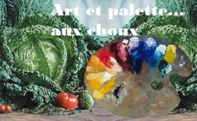 logo art et palette peinture 2016
