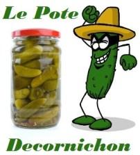logo pot' Decornichon