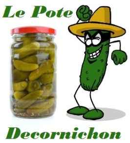 logo pot' Decornichon