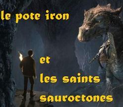 logo pote iron et saints sauroctones 60