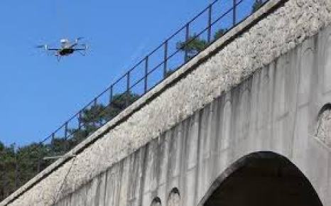 drone bridge inspection
