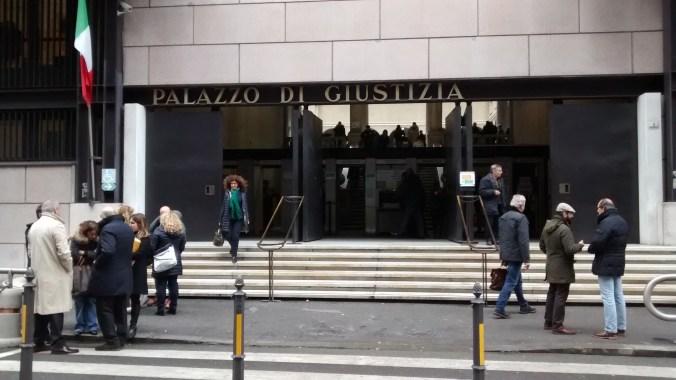 PALAZZO DI GIUSTIZIA, Genova