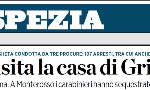 Luigi Grillo indagato