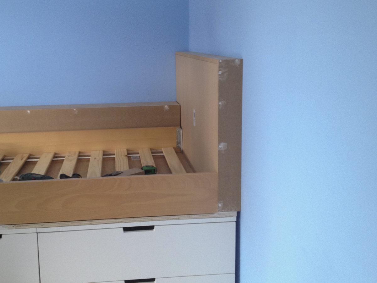 Diy How To Make An Ikea Hack Children S Cabin Bed With Secret Den