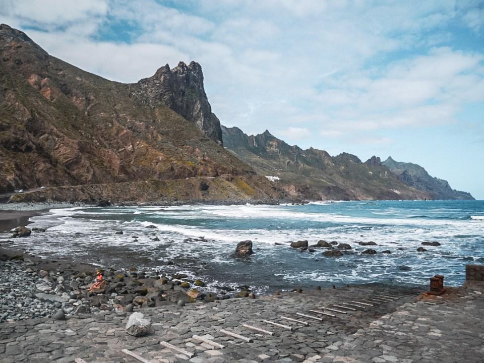 Les Monts Anaga Tenerife