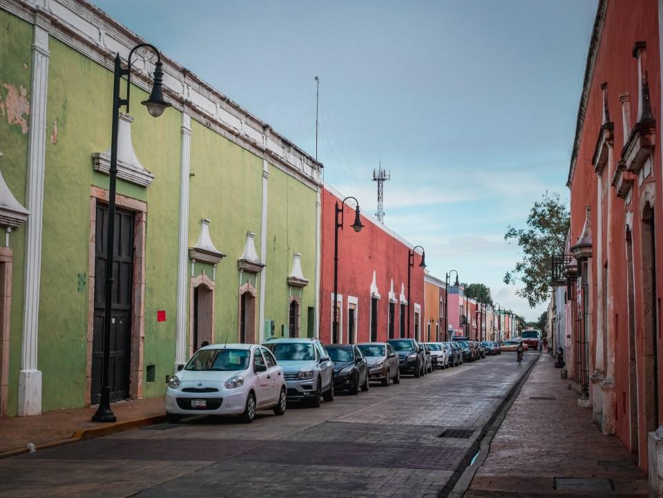 Valladolid Roadtrip Mexique