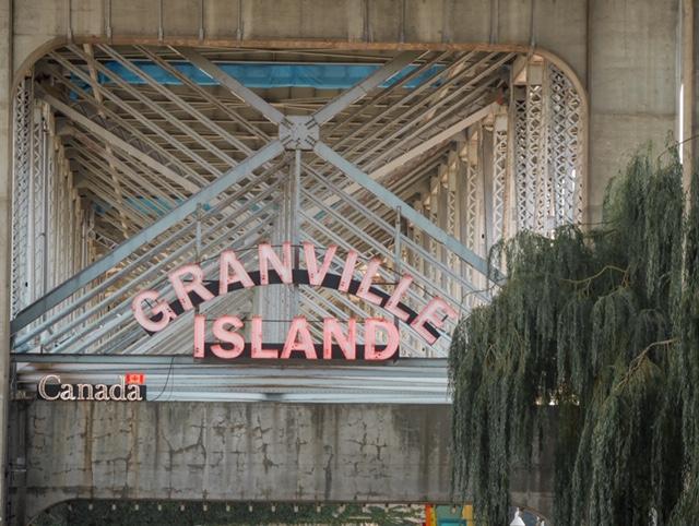 Grandville Island Public market Vancouver