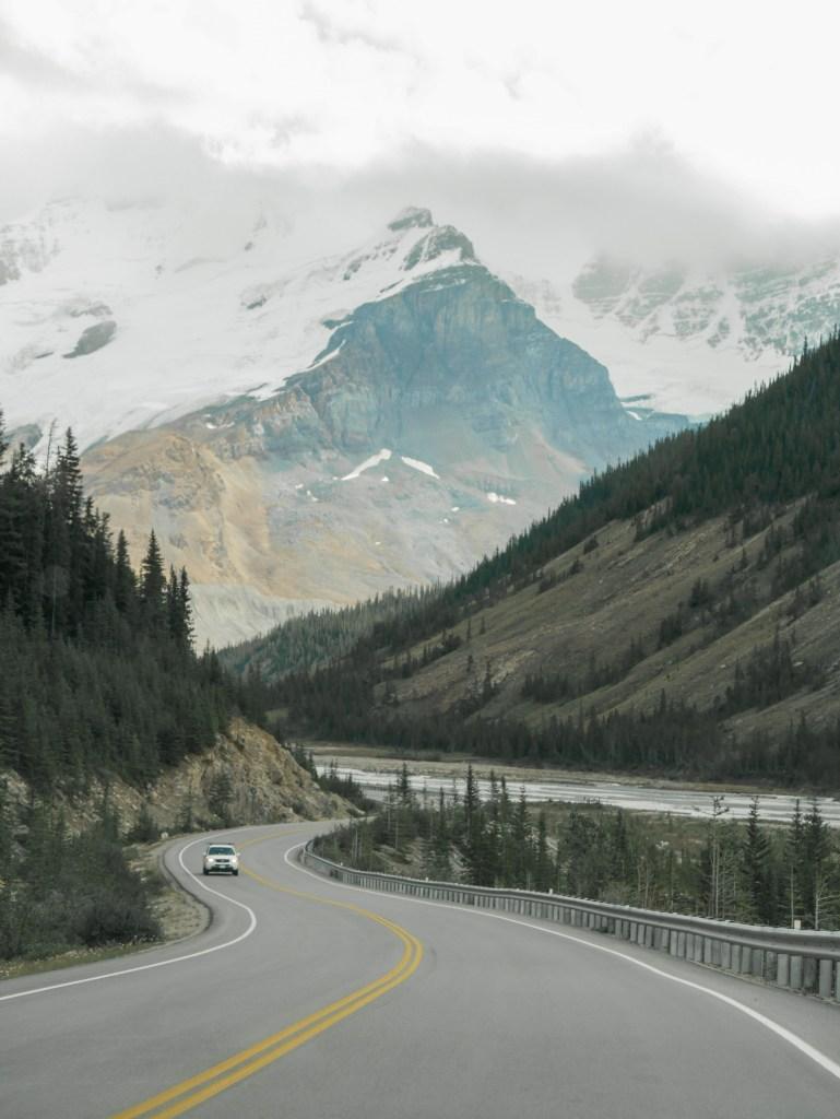 Promenade des Glaciers - Road trip deux semaines Rocheuses