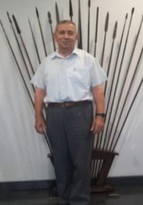 Cesareo Hoyuela, M.Afr.