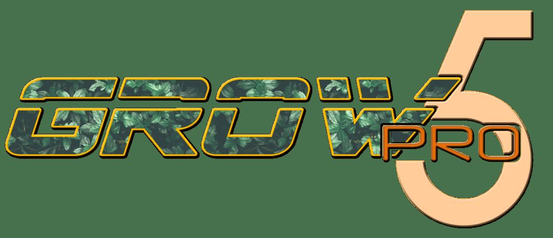 GrowPro 5 - 1