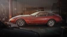 Уникальная гаражная находка - Ferrari 365 GTB:4 Daytona 4