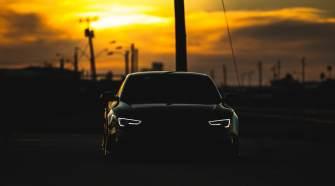 Шикарный стенс проект на правильных колесах - Audi S5 Coupe