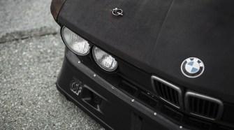 BMW E28 - Легенды не умирают