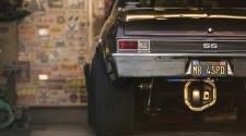 Машина времени дрэгстер Chevrolet Nova 1969