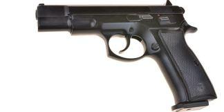 Охолощенный пистолет Z75 СО