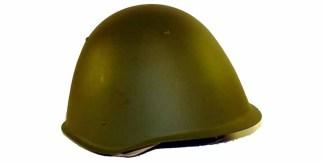 Каска советская военная (стальной шлем) СШ-40