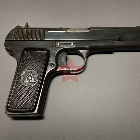Пистолет ТТ СХП охолощенный (пистолет Токарева)