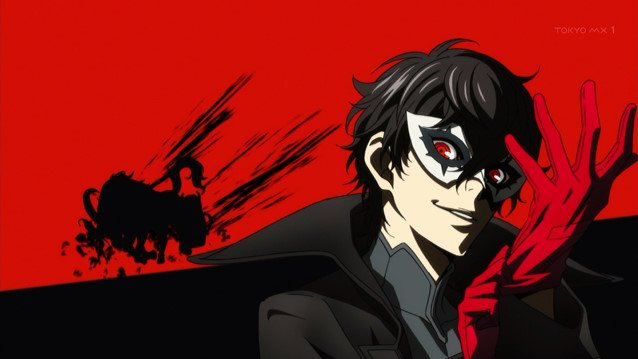 【PERSONA5:ペルソナ5】第2話 感想『Let's take back what's dear to you ...