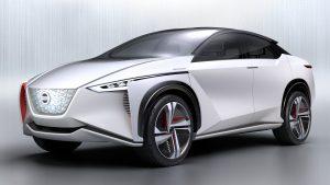電動駆動のSUVを示唆したIMxコンセプト(17年東京モーターショー出品車)