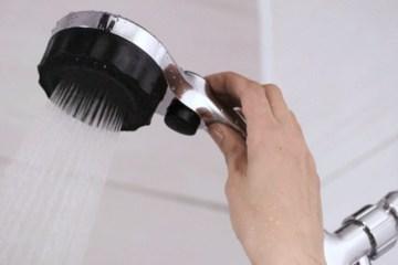 居家SPA享受:日廠出蓮蓬頭既舒適又省水