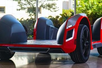 以色列新創 REE Automotive 打造電動車模組化底盤平台