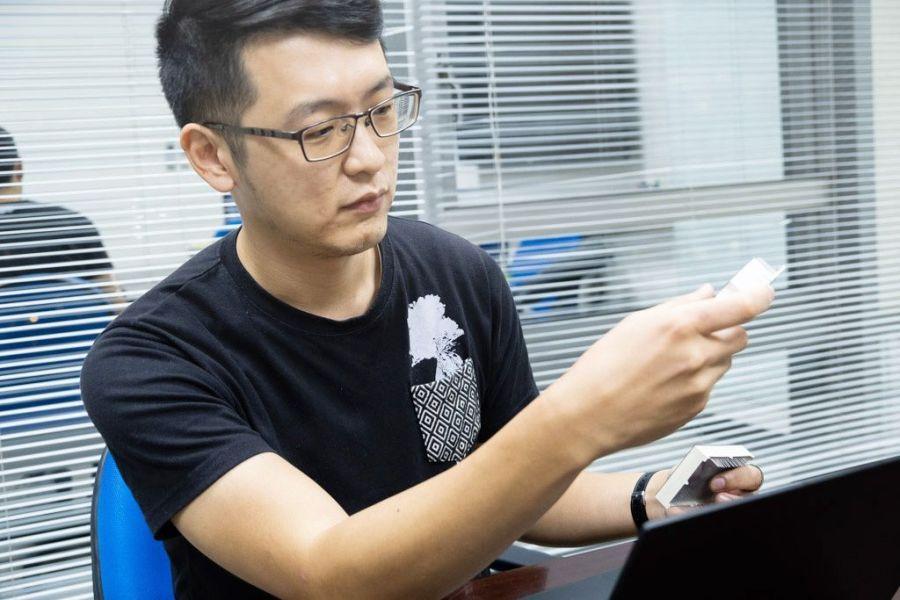 研發經理 Jarvis Yang