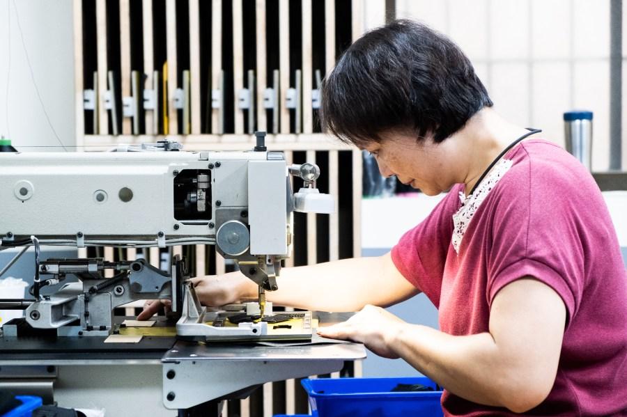 鈞豐國際自動化車縫