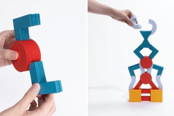 老牌紙業新產品:積木的新玩法「積紙」