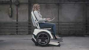 爬樓梯輪椅再進化,具備智慧功能的新一代輪椅 Scewo BRO
