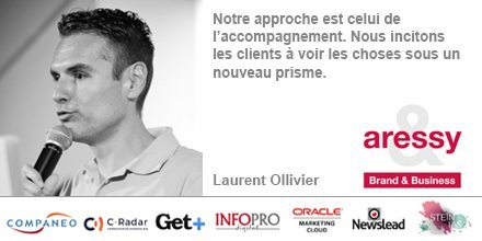 B2B Summit Laurent Ollivier