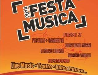 Festa musica piazzetta