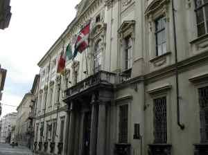 Casale municipio Palazzo San Giorgio