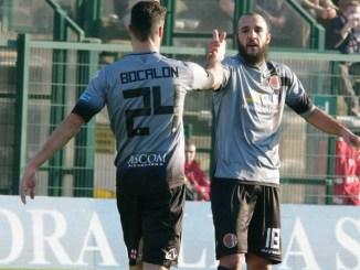 Grigi sconfitti 1 a 0 ad Arezzo. Ma nulla cambia in vetta: perdono anche Cremonese e Livorno CorriereAl