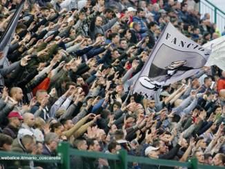 Alessandria 2 - Giana Erminio 4 [Curva Nord] CorriereAl