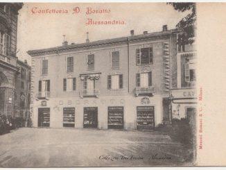 Il Caffè Pasticceria Boratto e Lucia Lunati#5 [Un tuffo nel passato] CorriereAl 2