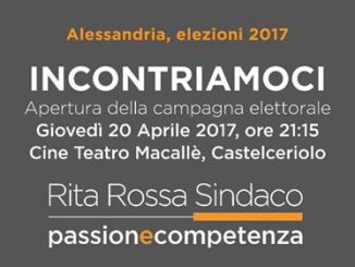 Il sindaco Rossa stasera in Fraschetta: che coraggio! [Controvento] CorriereAl